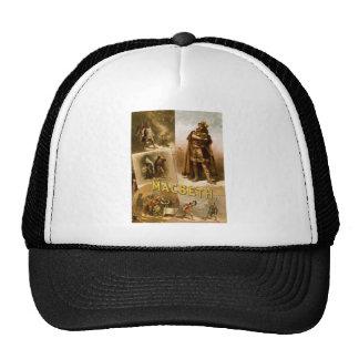 Thomas W. Keene in William Shakespeare's MacBeth Trucker Hat