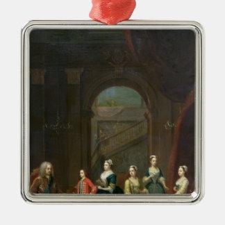 Thomas Wentworth, Earl of Strafford Metal Ornament