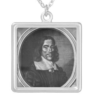 Thomas Willis, c.1675 Silver Plated Necklace