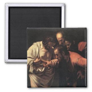 Thomas y los apóstoles después del imán de la resu