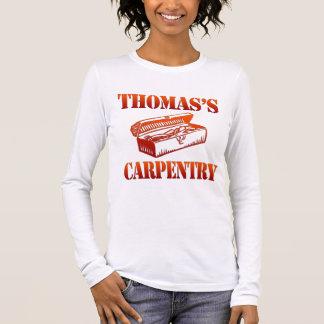 Thomas's Carpentry Long Sleeve T-Shirt