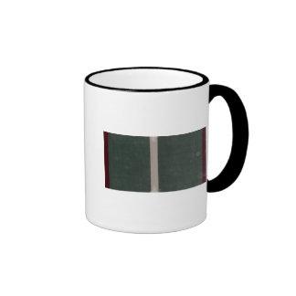 Thomas's Library Atlas 3 Ringer Coffee Mug