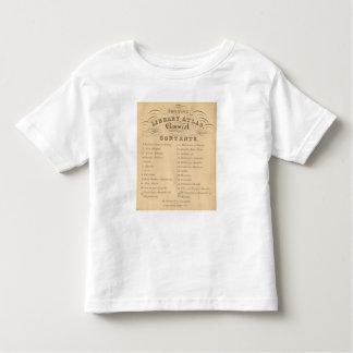 Thomas's Library Atlas Toddler T-shirt