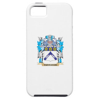 Thomassin Coat of Arms - Family Crest iPhone 5 Cover