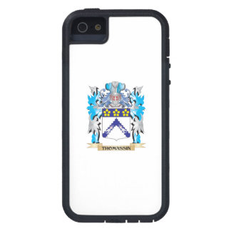 Thomassin Coat of Arms - Family Crest Cover For iPhone 5