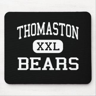 Thomaston - Bears - High - Thomaston Connecticut Mouse Pad