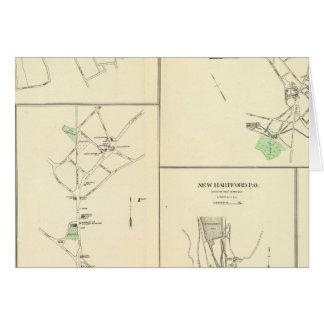 Thomaston PO Card