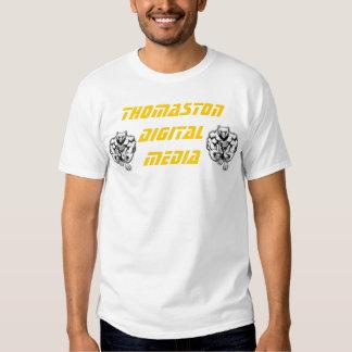 THOMASTONDIGITAL MEDIA T-Shirt