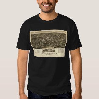 Thomasville, Georgia in 1885 T-shirt