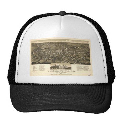 Thomasville, Georgia in 1885 Trucker Hat