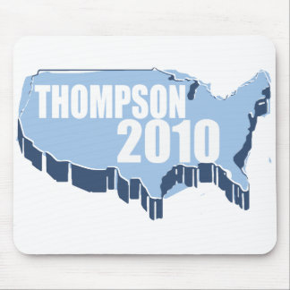 THOMPSON 2010 MOUSE PADS