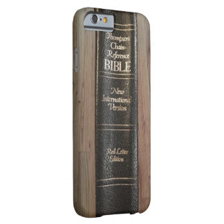 Thompson Chain Reference NIV Study Bible Barely There iPhone 6 Case