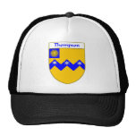 Thompson Coat of Arms/Family Crest Mesh Hat