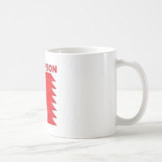 Thompson High School Warriors Coffee Mug