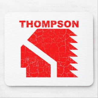 Thompson High School Warriors Mouse Pad