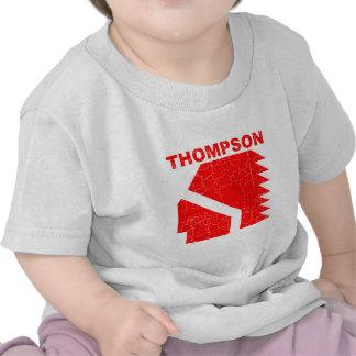 Thompson High School Warriors Tee Shirts