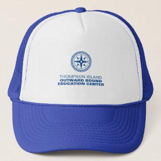 Thompson Island Royal Blue Trucker Hat