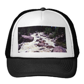 Thompson River - Rocky Mountain National Park Trucker Hat