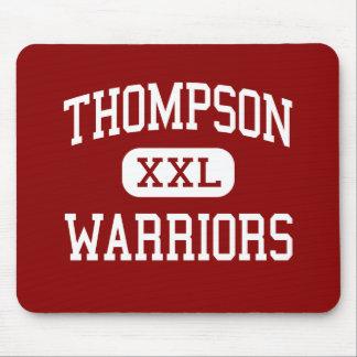 Thompson - Warriors - High - Alabaster Alabama Mouse Mat