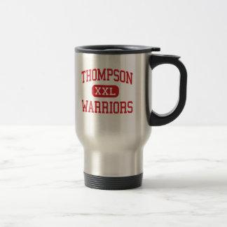Thompson - Warriors - High - Alabaster Alabama Mugs