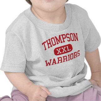 Thompson - Warriors - High - Alabaster Alabama T-shirts