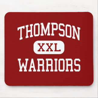 Thompson - Warriors - Middle - Alabaster Alabama Mouse Mats