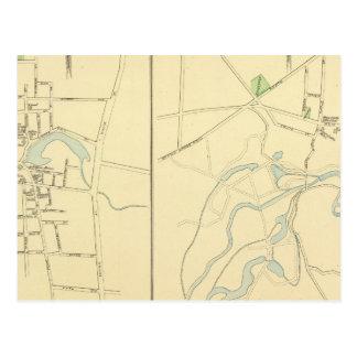 Thompsonville, Hazardville Tarjetas Postales