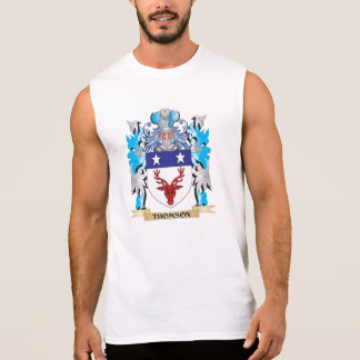 Thomson Coat of Arms - Family Crest Sleeveless T-shirt