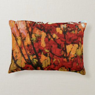 Thomson - Soft Maple in Autumn Accent Pillow