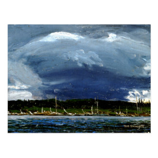 Thomson - Thunderhead Postcard