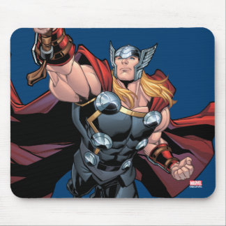 Thor Assemble Mouse Pad