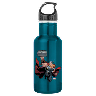 Thor Assemble Stainless Steel Water Bottle