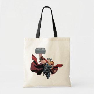 Thor Assemble Tote Bag