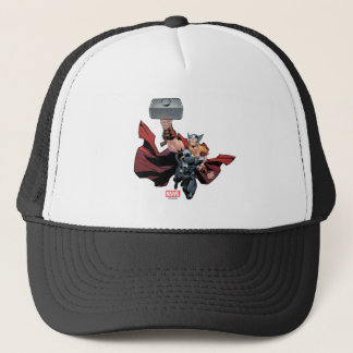 Thor Assemble Trucker Hat
