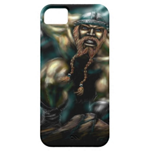 Thor by David Barlow iPhone 5 Cases