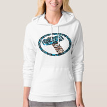 Thor Comic Patterned Icon Hoodie