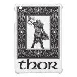 Thor de dios de los nórdises iPad mini carcasa