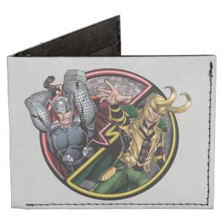 Thor de las obras clásicas el | de los vengadores billeteras tyvek®
