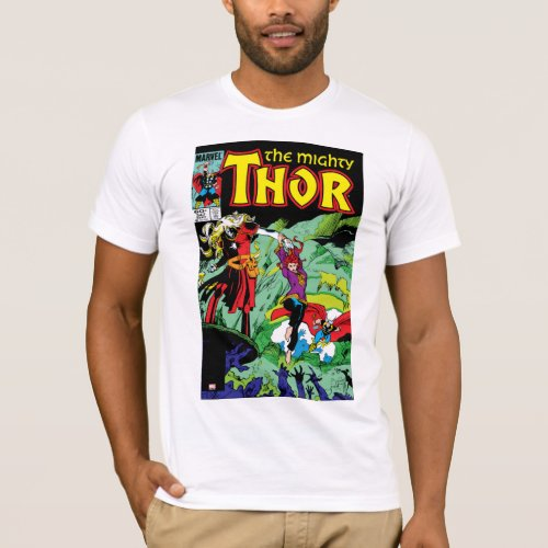 Thor Into The Realm Of Faerie T_Shirt