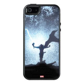 Thor Lightning Comic Panel OtterBox iPhone 5/5s/SE Case