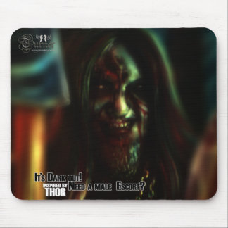 THOR MOUSE PAD