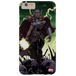 Thor Over Slain Enemies Barely There iPhone 6 Plus Case