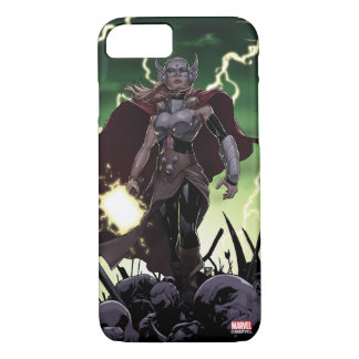 Thor Over Slain Enemies iPhone 8/7 Case