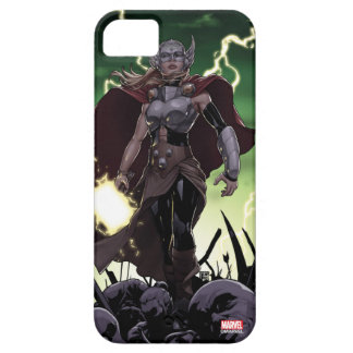 Thor Over Slain Enemies iPhone SE/5/5s Case