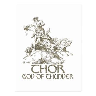 Thor Postcard