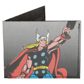 Thor que aumenta Mjolnir Billeteras Tyvek®