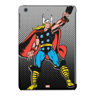 Thor que aumenta Mjolnir Carcasa Para iPad Mini Retina