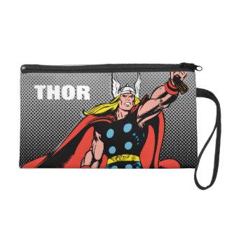 Thor Raising Mjolnir Wristlet