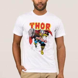 Thor Retro Comic Price Graphic T-Shirt