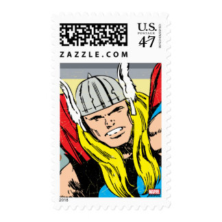 Thor Retro Graphic Postage
